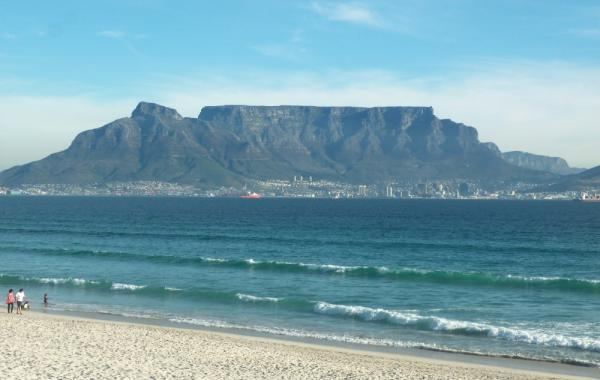Table Mountian Blouberg Strand